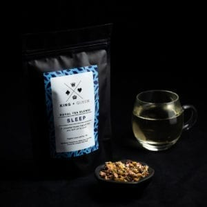 Soothing Bedtime Herbal Tea Blend